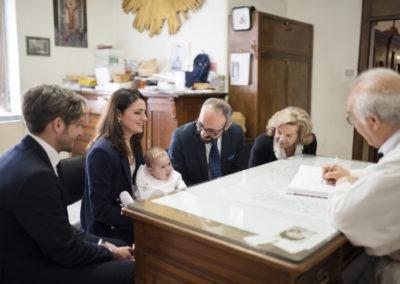 foto galleria sezione battesimo