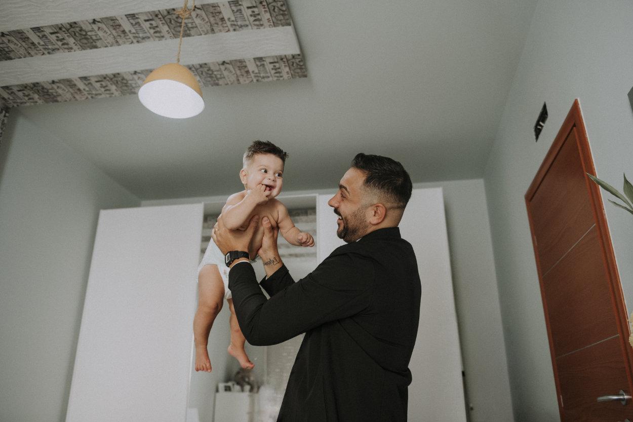 il battesimo di Ryan