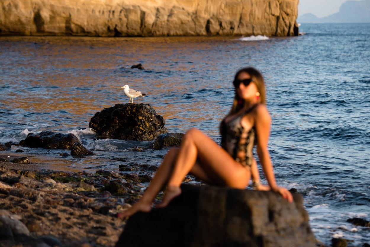 shooting fotografico Simona